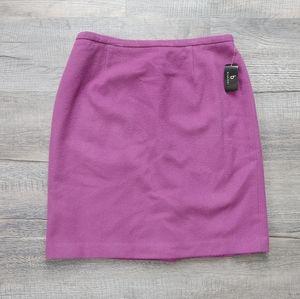 Braemar | wool blend skirt